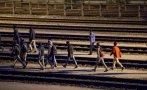 Muere un inmigrante en asalto al túnel del Canal de la Mancha