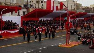 MINUTO A MINUTO: así se vive la Gran Parada Militar