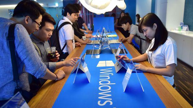El gigante estadounidense espera con este lanzamiento ingresar en el mercado del sofware para el sector móvil (Foto: AFP)