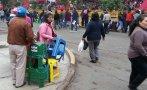 Comerciantes venden de todo en la Gran Parada Militar [FOTOS]