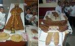 Monsefú: figuras hechas a base de pan son sensación en feria