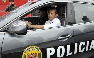 ¿Ollanta Humala lidera realmente la lucha contra el crimen?