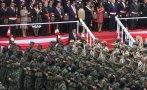 Gran Parada Militar: desfile duró más de tres horas