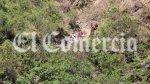 Río Blanco: mal tiempo detuvo labor de búsqueda de los ronderos - Noticias de davila diaz