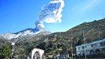 Científicos registran ascenso de magma en el volcán Ubinas - Noticias de ubinas