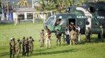 Así fue el rescate de 26 niños y 13 adultos esclavos de Sendero - Noticias de polícia antidrogas