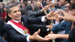 """Humala: """"Cuando termine este período, el Perú habrá cambiado"""" - Noticias de pobreza"""