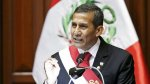 Ollanta Humala y lo más relevante de su mensaje a la nación - Noticias de ezequiel nolasco
