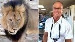El dentista que mató a Cecil, el león más querido de Zimbabue - Noticias de empresa huari palomino