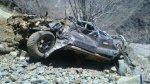 Niña falleció en accidente vehicular en la variante de Pasamayo - Noticias de