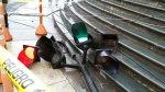 Semáforo derrumbado en Plaza de Armas será repuesto en 10 días - Noticias de lima antigua