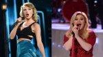 Kelly Clarkson realizó cover de tema de Taylor Swift [VIDEO] - Noticias de