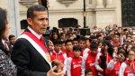 Ministros se tomaron fotos mientras Humala daba discurso - Noticias de miembros de mesa