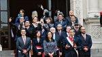 Ministros se tomaron fotos mientras Humala daba discurso - Noticias de paola bustamante