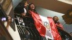 Ollanta Humala: tribuna oficialista lo acompañó en el Congreso - Noticias de ollanta humala