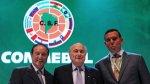 Conmebol anuncia proceso de reforma para combatir la corrupción - Noticias de sudamericano