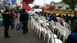 Gran Parada Militar: venden lugares y sillas en av. Brasil - Noticias de luis silva nole