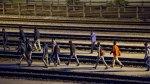 Los inmigrantes del túnel entre Francia y Gran Bretaña - Noticias de conductores de esto es guerra
