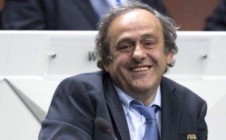 FIFA: Federación inglesa apoya a Platini rumbo a la presidencia
