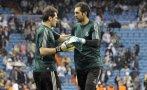 """Diego López sobre Iker Casillas: """"A todos nos llega la hora"""""""