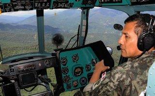 ¿Los narcos ya no tienen poder en el Vraem, como dice Humala?