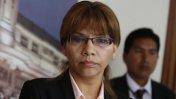 Marita Barreto: Uso chaleco antibalas y tengo seguridad perenne
