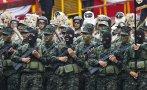 Gran Parada Militar: así será la secuencia de las delegaciones