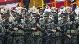 Gran Parada Militar: este fue el orden de las compañías