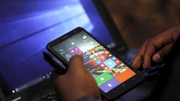 Con Windows 10, Microsof busca posicionarse en el sector de los dispositivos móviles. (Foto: THOMAS MUKOYA / Reuters)
