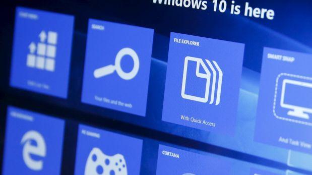 Microsoft incluyó su nuevo motor de búsqueda Edge y el asistente personal Cortana. (Foto: SHANNON STAPLETON/Reuters)