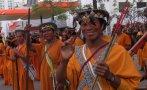 Gran Parada Militar: Algunos de los personajes que desfilaron