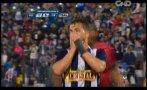 Gabriel Costa falló penal para Alianza Lima ante Cienciano