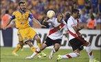 Tigres igualó 0-0 con River por final de Copa Libertadores