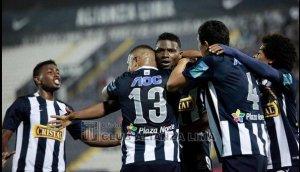 Alianza Lima venció 1-0 a Cienciano por el Torneo Apertura