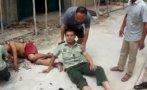 Policía arriesgó su vida para salvar a suicida en China [VIDEO]