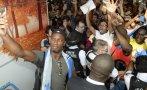 Drogba llega a Montreal en plan superestrella y genera delirio