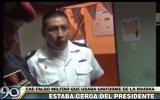 Parada Militar: detuvieron a falso marino cerca de Humala
