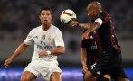 Real Madrid ganó a AC Milan con gran actuación de Kiko Casilla