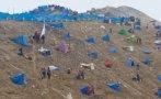 Chorrillos: invasores fueron desalojados de cerro La Chira