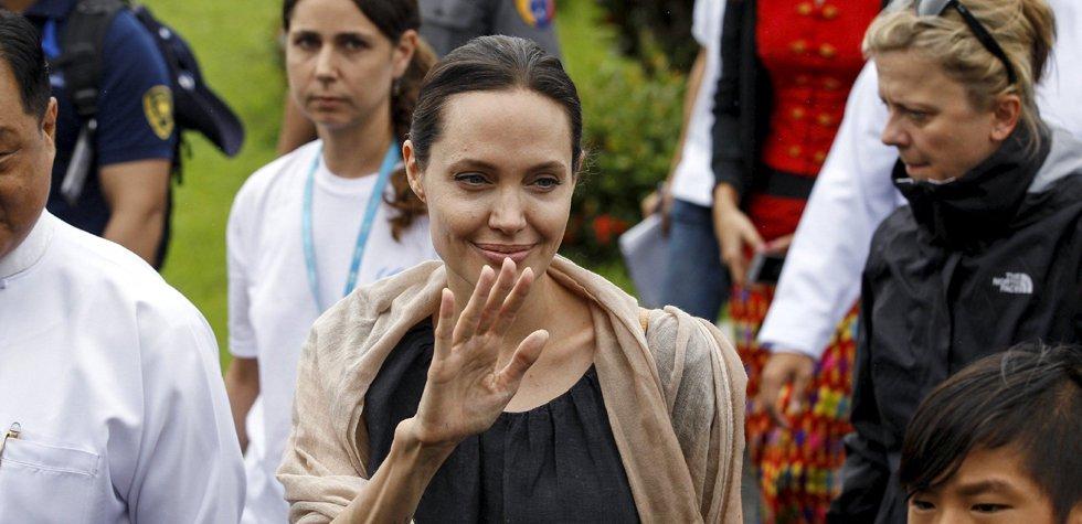 Visitó Birmania invitada por Aung San Suu Kyi