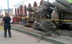 México: Camión sin frenos mató a 24 peregrinos en Zacatecas