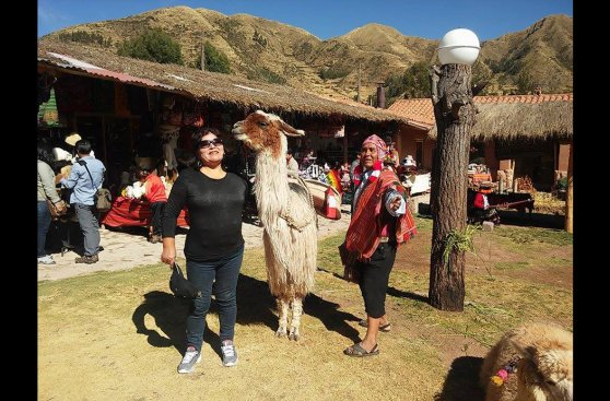 Lectores de ¡Vamos! comparten sus fotos por Fiestas Patrias