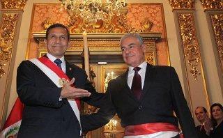 """Ollanta Humala pecó de triunfalista sobre situación del Vraem"""