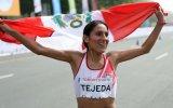 Gladys Tejeda respondió a rumores sobre dopaje en Toronto 2015