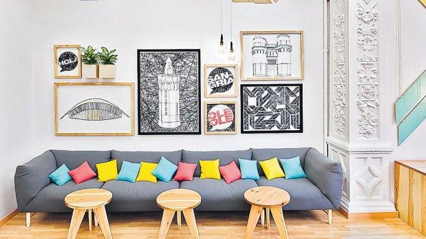 Aprende a elegir los cuadros perfectos para decorar tu casa ...