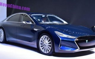 Youxia X: La versión china del Tesla Model S