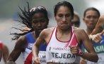 Gladys Tejeda: comité olímpico se pronuncia del supuesto dopaje