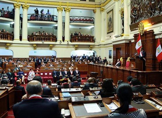 La dolorosa gran transformación de Gana Perú en el Congreso
