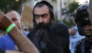 Judío que atacó marcha gay hizo lo mismo en el 2005