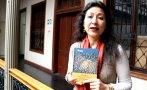 FIL Lima 2015: 7 preguntas a la escritora Karina Pacheco